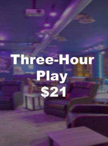 three hour